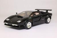 Motor Max 9276; 1975 Lamborghini Countach; Black
