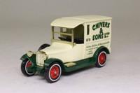 Models of Yesteryear Y-5/4; 1926 Talbot Van; Chivers & Sons Ltd; Jams, Jellies & Marmalades, Cambridge