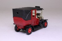 Models of Yesteryear Y-28/1; 1906 Unic Taxi; Dark Red, Black Roof