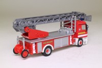 Cararama 00180; Mercedes-Benz Actros; Fire Engine, Extending Ladder