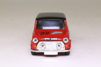 Corgi Classics CC82225; BL/Rover Mini; 2003 Acropolis Rally, Robert Stacey & Nicky West