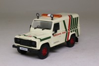 Corgi Classics CC07713; Land-Rover 110 Defender; Yorkshire Rider Service Vehicle