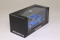 Minichamps 430 080202; 1986 Ford RS200; Blue