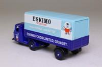 Trackside DG148017; Scammell Scarab; Artic Box Trailer, Eskimo Foods, Grimsby