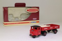 Trackside DG199007; Scammell Mechanical Horse; Artic Dropside, BRS, Parcels Load