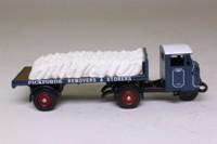 Trackside DG199002; Scammell Mechanical Horse; Artic Flatbed, Pickfords, Sack Load