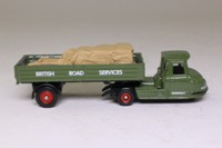 Trackside DG206001; Scammell Townsman; Dropside British Road Services; Sheeted Load