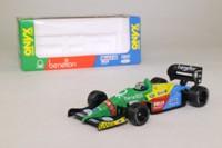 ONYX 1988 Benetton B188 Formula 1; Alessandro Nannini, RN19