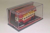 Corgi OOC 41104; Leyland PD2 Bus; Orion/MCW; Plymouth City Transport, 57 Wembury, via Elburton Knighton