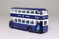 Corgi OOC 40903; Leyland Titan Bus; PD2, Orion Body, BMMO Front: Lytham St Annes; Rte 11A Blackpool