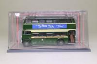 Corgi OOC 40411; AEC Regent II Bus; Morcambe & Heysham Corporation Transport Dept; Carleton St via Prom / Regent Rd