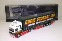 Corgi Classics 75201; ERF EC Artic; Curtainside: Eddie Stobart