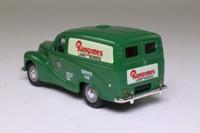 Vanguards VA3000; Austin A40 Van; Ransome's Lawn Mowers, Ipswich, Suffolk