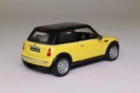 Corgi Classics CC86504; 2001 BMW Mini-Cooper; Dakar Yellow