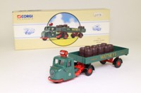 Corgi Classics 97917; Scammell Scarab; Artic Dropside With Barrel Load, Watney's Brewery