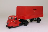 Corgi Classics 97912; Scammell Scarab; Artic Tilt Trailer, Royal Mail; Red (Promod, Bypost Cresta)