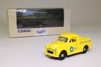 Corgi Classics 97344; Morris Minor Pick-Up; Blue Circle Cement