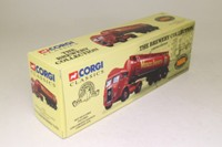 Corgi Classics 27901; Articulated Tanker Trailer Only, No Cab Unit; Vaux Beers