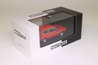 White Box 00; 1976 Volvo 343; Bright Red