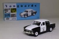 Vanguards VA06801; Hillman Minx IIIA; Salford City Police