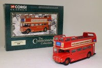 Corgi Classics 35101; AEC Routemaster Bus; Open Top, London Transport; The Original Sightseeing Tour