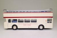 Corgi Classics 97233; Leyland Atlantean Bus; Open Top: Devon General, Rt 12A Babbacombe via Paignton Sea Front & Torquay Strand