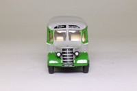 Corgi Classics 98163; Bedford OB Duple Vista Coach; Grey Green, George Ewer; Clacton
