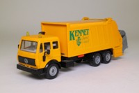 Siku 2820; Mercedes-Benz Refuse Truck; Kennet District Council