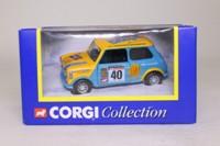 Corgi Classics 04417; BL/Rover Mini; HSS Anniversary Mini; Network Q Rally