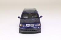 del Prado; 1999 BMW X5 SUV; Dark Blue