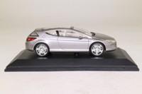 Norev 474730; 2003 Peugeot 407 Elixir Concept; Metallic Grey
