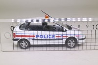 Altaya 2002 Renault Scenic; French Police Nationale