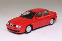 Universal Hobbies 4668; Alfa Romeo 156; Red