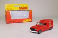 Solido 1325; Renault 4 Van; Sapeur Pompier