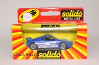 Solido 1205; 1983 Lancia 037 Rally; Rally Car, Chardonnet, RN1