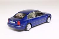 Norev 840612; 2001 Skoda Superb; Dark Blue