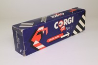 Corgi Small Scale 1194; Volvo Globetrotter Artic; Box Trailer, Weetabix