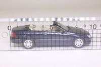 Minichamps B6 696 1967; 2002 Mercedes-Benz CLK Class; Cabriolet, Black
