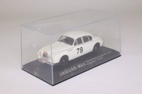 DeAgostini; Jaguar MkII; 1960 Tour de France; B Consten & J Renel, RN78