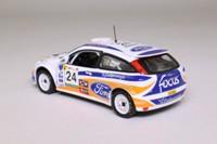 DeAgostini; Ford Focus WRC; 2001 Rallye de Portugal, R Madeira, F Prata, GALP Energia, RN24