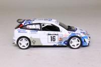Corgi Classics TY97302; Ford Focus; Rally Car, Solberg & Mills, RN16
