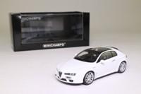 Minichamps 400 120574; Alfa Romeo Brera Edizione; Bianco Ghiaccio