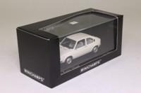 Minichamps 400 120102; 1972 Alfa Romeo Alfasud; Bianco Capodimonte