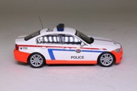 Minichamps 431 024190; 2005 BMW 3 Series (E90); Police Luxembourg
