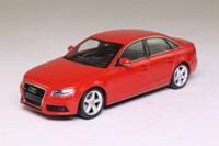 Minichamps 400 017000; 2007 Audi A4; Brilliantrot