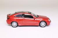 Minichamps 00; 2005 Mercedes-Benz C-Class Sports Coupe; Evolution, Metallic Copper