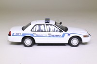 IXO MOC074; 2008 Ford Crown Victoria; USA Police, Darlington County Sheriff