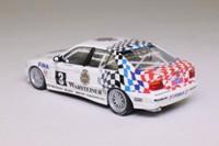 Minichamps 434 942003; BMW 318i Touring Car; 1994 ADAC TW Cup, A Burgstaller, Warsteiner, RN3