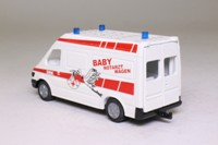 Siku 1932; Mercedes-Benz Sprinter Van; DRK Baby Ambulance