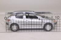 Tins Toys 00; Peugeot 206 GTi Hatchback; Metallic Silver